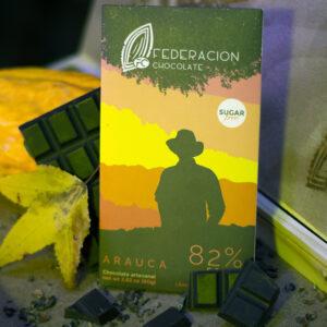 Tableta Cacao 80G X4Uds