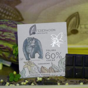 Tabletas Cacao 40g X 5Uds